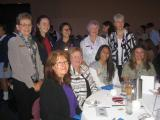 At the International Women\'s Day Breakfast 2014