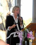 International Women's Day Breakfast. Rebecca Graham guest speaker