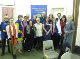 members of SI Adelaide and Guest Speaker Carol